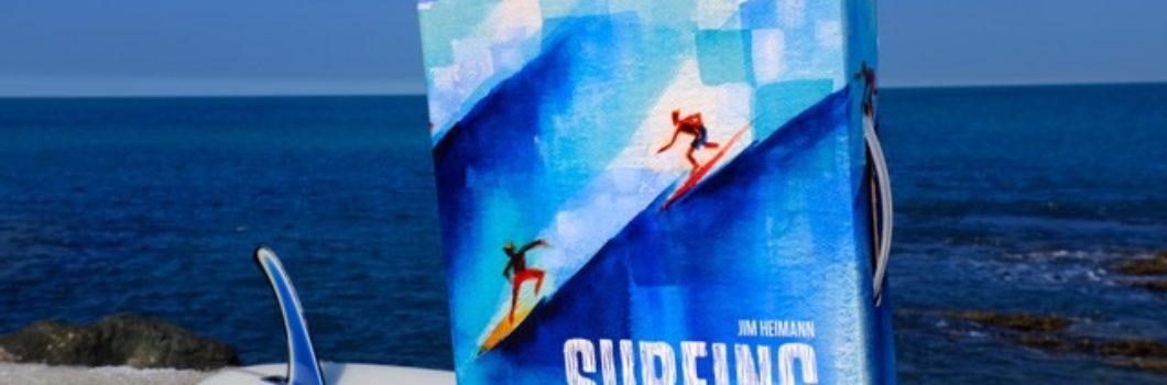 Un océan d'histoire de surf