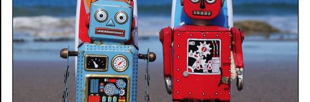 The Surfin' Robots