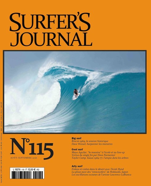 Surfer journal