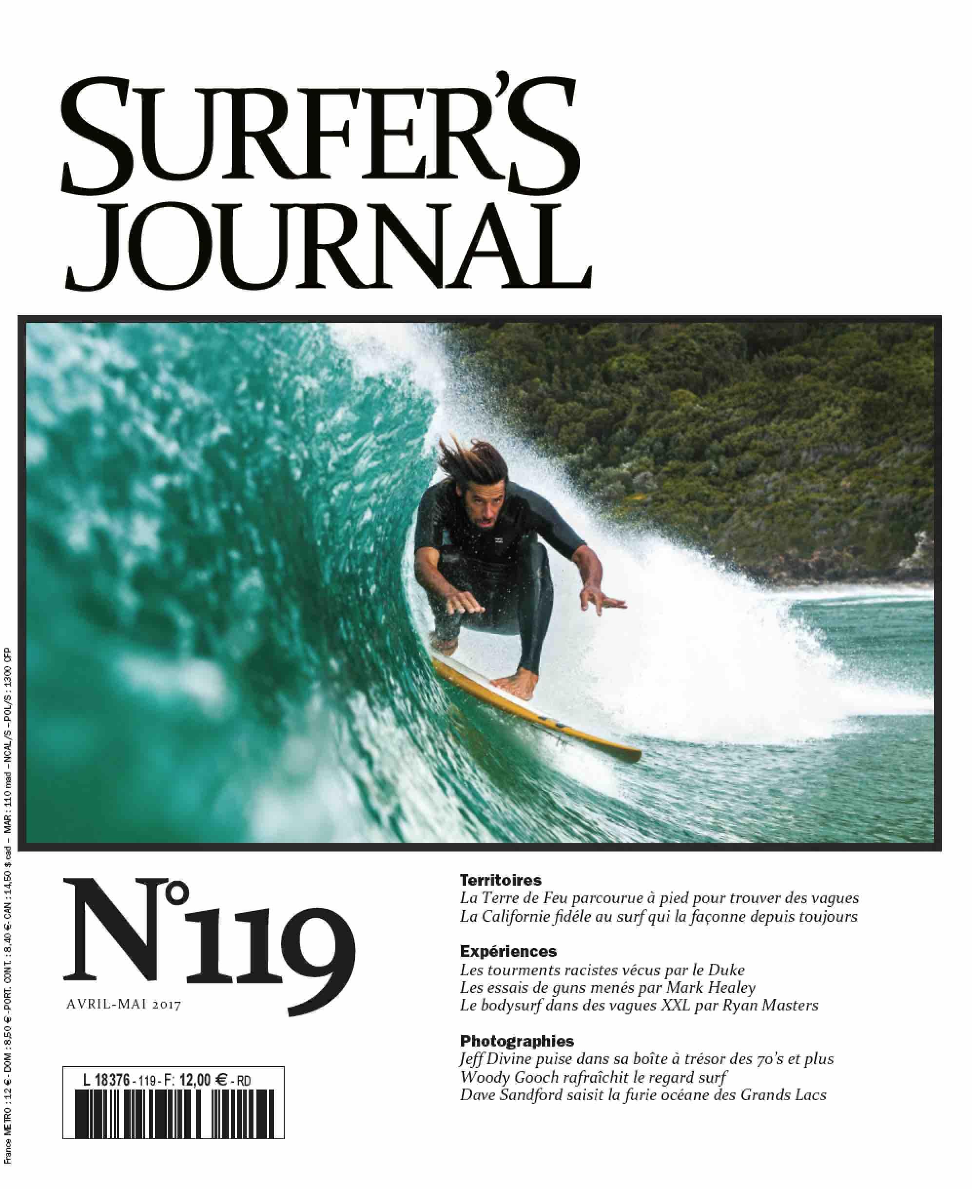 Surfer journal abonnement