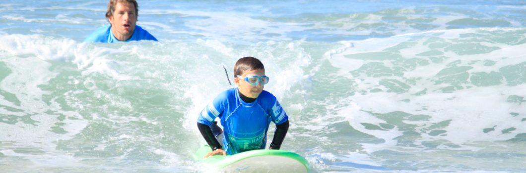 Le surf partout