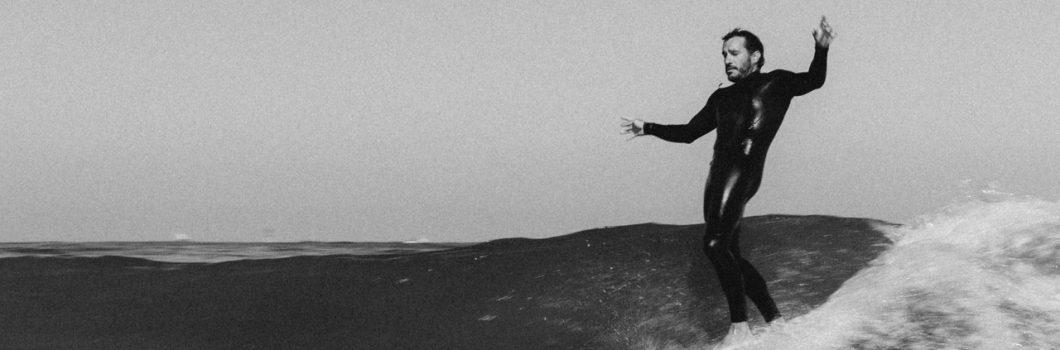 Romain Quesada, l'écoulement du paysage